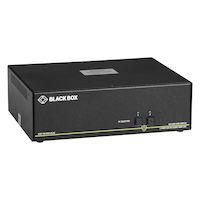 Secure NIAP 3.0 Single-Head DVI-I USB (or PS/2) KVM Switch