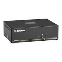 Secure NIAP 3.0 Single-Head 4K HDMI USB (or PS/2) KVM Switch