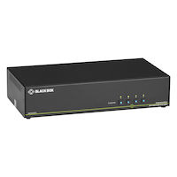 Secure NIAP 3.0 Dual-Head 4K DisplayPort USB KVM Switch