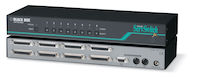 ServSwitch Jr. KVM Switch - 8-Port