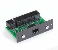 7 Port RS232 RJ45 Passive Splitter Rackmount Card