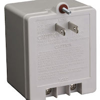 UL Listed Plug-In Transformer, 40VA 120VAC, 1.67 Amps