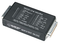 Quick Interface Tester For RS232 Leads