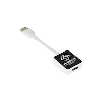 HDMI to DisplayPort Adapter – 4K30, Male/Female