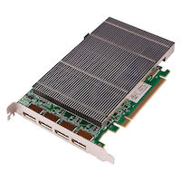 Radian Video Wall Processor Output Graphics Card