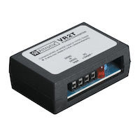 12-VDC CCTV, 24-VAC Power Converter, Converts 24-VDC to 12-VDC Power Output, 1