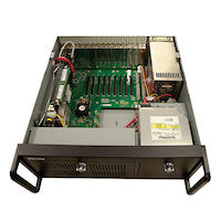 Radian Video Wall Processor Expansion Chassis with 800-Watt Redundant PSU, 11-Slot