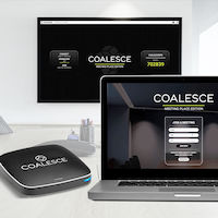 Coalesce® Meeting Place Edition Wireless Presentation System