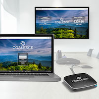 Coalesce® Pro Professional Videoconferencing and Wireless Presentation System